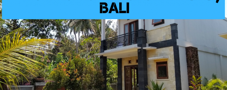 A Tour Of Our House In Ubud Bali Video Eaton Family Travels